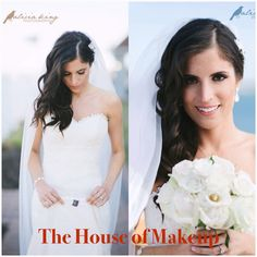 Hair and Makeup by The House of Makeup