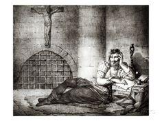 Miguel de Cervantes Saavedra Giclee Print