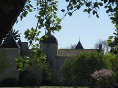 Château de Bonnemie , St Pierre d'Oléron , (Avril 2016 , f.Gatti)