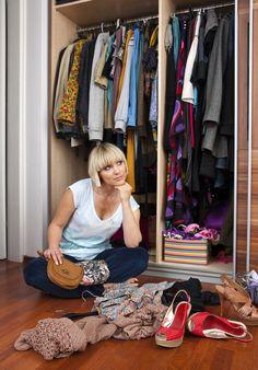 Cómo organizar el closet