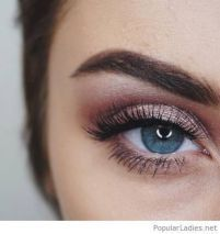 Best Smokey Eye Makeup Ideas in 2018 12