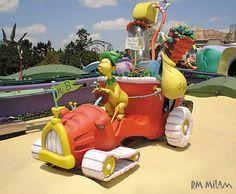Seuss Landing at Universal Orlando Resort