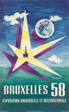 Exposition universelle de 1958 Bruxelles