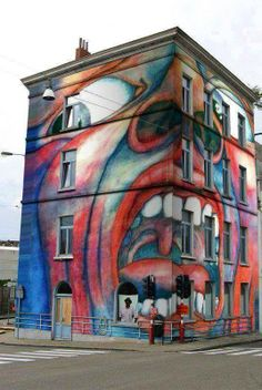 THE HOUSE, by Crimson King