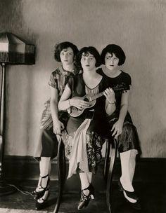 The Boswell Sisters + sweet ukulele