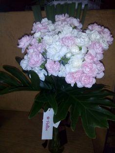 Buque de flores de Rosas Pink e Branca - Flores em Curitiba #PollenDreams #Pollen #SãoPaulo #Brasil #Felicidade #Carinho #Amor #Casamento #Flores #Rosas