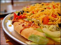 Delicious Food Recipes: Taco Pizza www.focalglasses.com Best Vision in The World!
