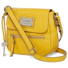 crossbody bag by Nicole Miller $59