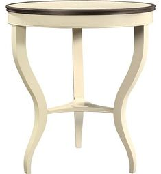 East Paces Side Table Base (only) from the Suzanne Kasler® collection by Hickory Chair Furniture Co.