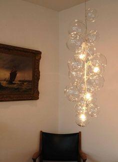 bubble chandelier by Kendrasmiles4u