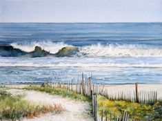"""NAG'S HEAD SURF""  by Thomas A Needham."