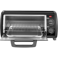 Purchase the Black & Decker 4-Slice Toaster Oven at an always low price from Walmart.com. Save money. Live better.     24.94