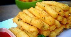 Kentang keju foto resep utama by Read Vegan Recipes Easy, Snack Recipes, Cooking Recipes, Snacks, Drink Recipes, Indonesian Desserts, Indonesian Food, Indonesian Recipes, Kids Meals