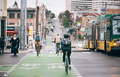 8 Things Top Bike Cities Have Done to Promote Safer Cycling