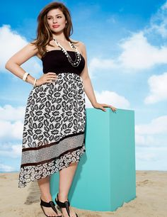 14 Best Ashley Graham - Lane Bryant images | Plus size dresses, Plus ...