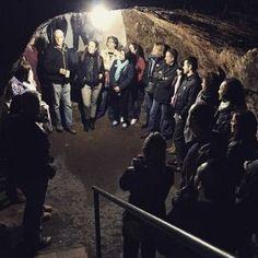 Un grupo en la cueva de Toledo Mágico Content, Caves, Group