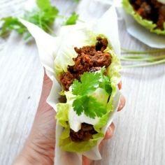 Low Carb Tacos HealthyAperture.com