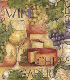 Susan Winget Wine and Cheese