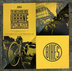 Bikes / Identity by Michael Gad, via Behance