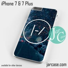 Twenty one Pilot Logo - Z Phone case for iPhone 7 and 7 Plus
