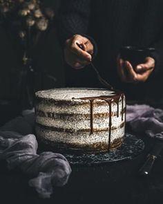Bezlepková čokoládová torta s mascarpone - Recept - Lenivá Kuchárka Tiramisu, Cheesecake, Rings For Men, Low Carb, Gluten, Sweet, Desserts, Food, Mascarpone