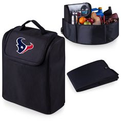 Keep your car truck organized with The Houston Texans Trunk Boss