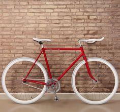 Helvetica Bike