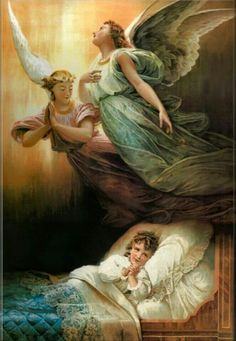Let your Angels care for you.