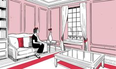 The life and times of Fannie Lowenstein, who lived in a rent-controlled suite in a luxurious hotel and once crossed paths with Donald Trump.