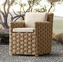 Rutherford DIning Armchair...also comes in grey and black colors