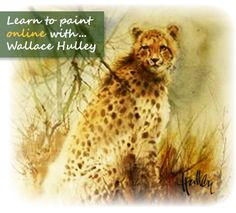Online Art Lessons by Wallace Hulley Online Painting, Learn To Paint, Art Lessons, Online Art, Artwork, Animals, Learn Painting, Art Work, Animales