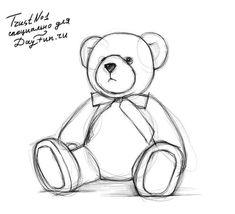 Как нарисовать игрушку карандашом поэтапно 4