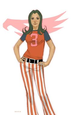 Princess - Battle Of The Planets by Phil Noto