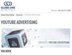 #YouTubeAdvertising #GlobeOneDigital http://www.globeone.gr/digital-services/youtube-advertising/
