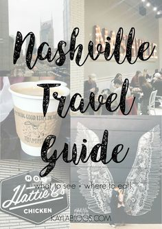 Recapping my roadtrip to Nashville with my boyfriend! We saw a lot and ate even more. Check out our recommendations!