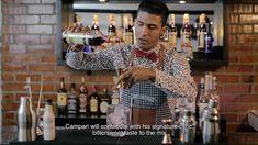 345th Signature Cocktails. ORO DEL CONDE. http://nuevamixologiacolombiana.blogspot.com.co/2018/02/345th-signature-cocktails-oro-del-conde.html