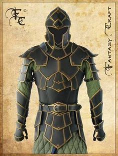 fanasty armour - Google Search