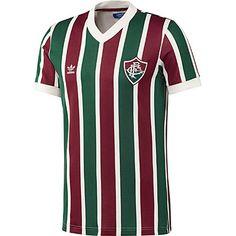 Camisa retrô do Fluminense remonta aos anos 80 c151c83d04aa6
