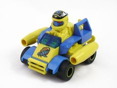 Mini Racers: Blue Shrimp http://www.flickr.com/photos/102085494@N02/29204115420/