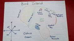 Geography - Create an island with landforms