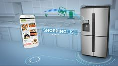 Cum va influența Internet of Things evoluția frigiderelor? Washing Machine, Home Appliances, Internet, Twitter, Shopping, Live, Tecnologia, Home, House Appliances