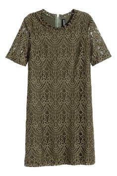 Koronkowa sukienka | H&M