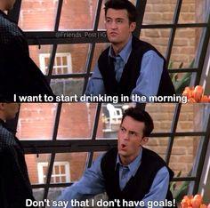 Chandler's goals!