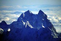 Mount Ushba