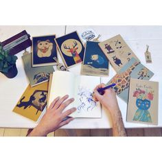 Unleash your fantasy 🎨 Writing Notebook, Cute Notebooks, Budapest, Booklet, Giraffe, Deer, Cute Animals, Funny Quotes, Fantasy