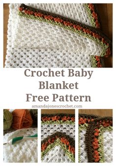 Baby Blanket - In the jungle pin
