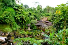 Pura Gunung Kawi Sebatu, Bali, Indonesia