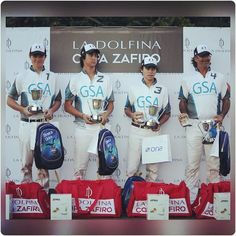 #copazafiro2016 La Dolfina Polo What great day of polo... #Award  #Gsa Henry Porter ChukkerApp PH: Pablo Gabriel Ramirez