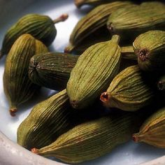 Cardamom seeds..the aroma of Middle Eastern cultures