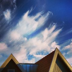 the island Texel photo's _ nice clouds _ instagram photo: Marlon Paul Bruin